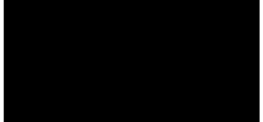 Logo Streuobst blüht in schwarz